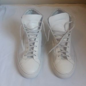 Common projects white off sneakers size 43